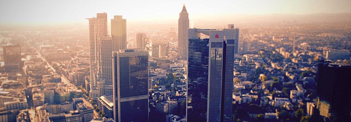 Frankfurt – Das neue London