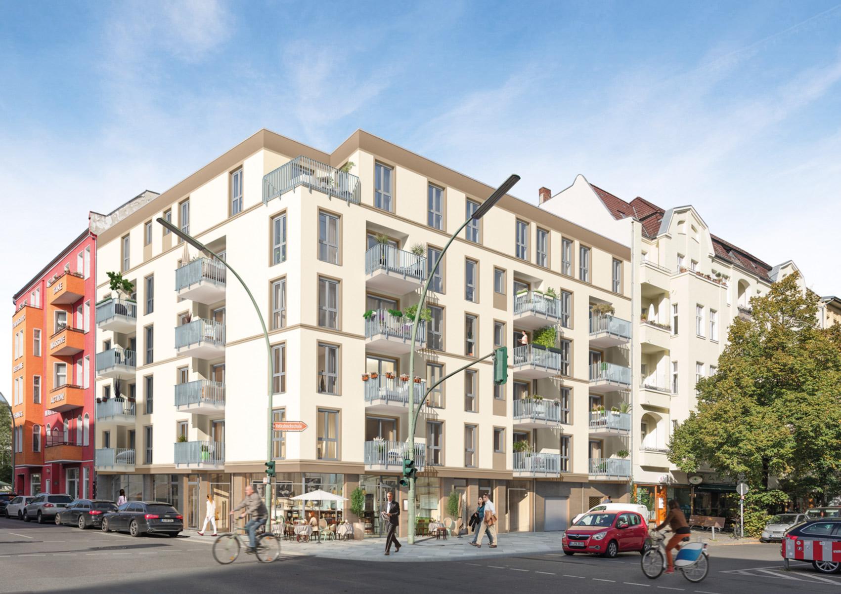 palais 41 gehobene city wohnungen in berlin sch neberg. Black Bedroom Furniture Sets. Home Design Ideas