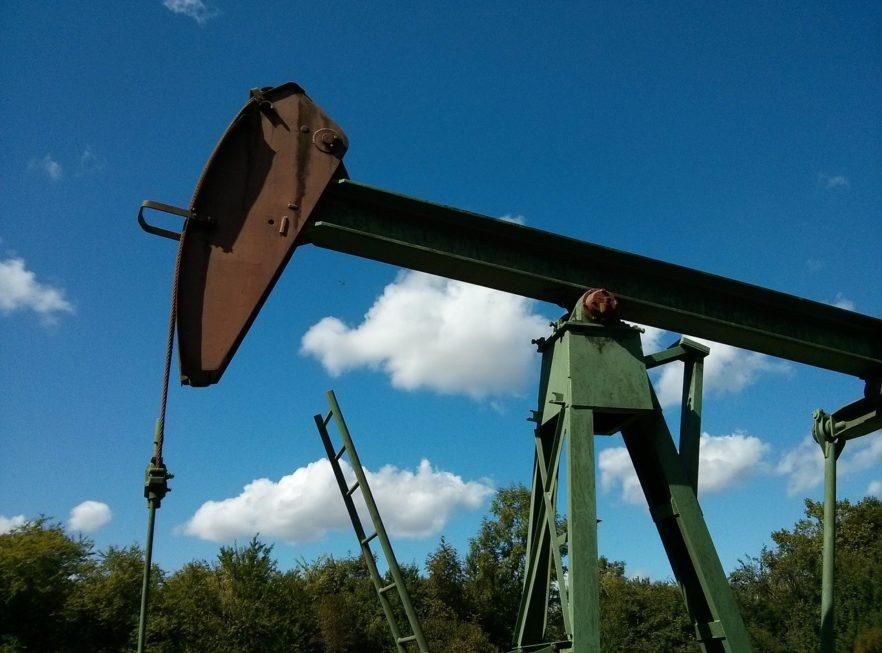 Öl - Förderung