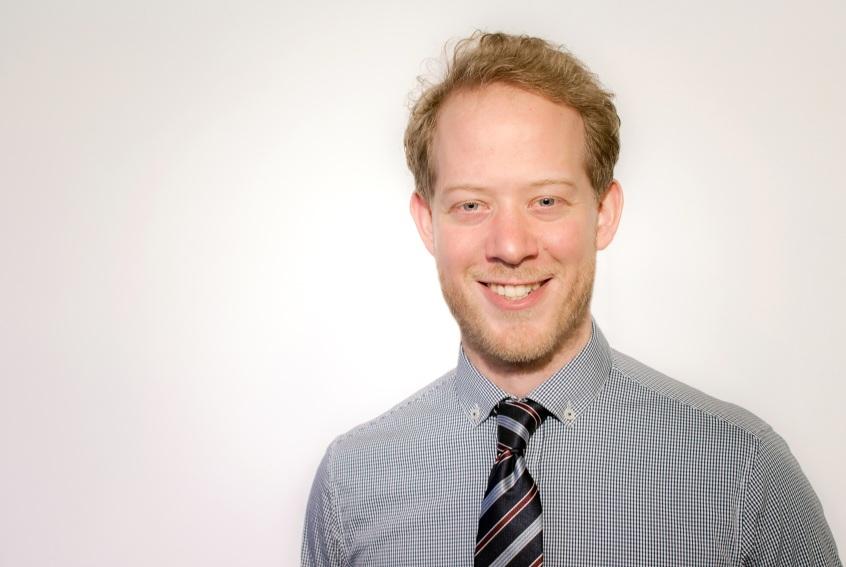 Claus-Helge Groß, Firmenkundenberater soziale Absicherung | Mihai Tufa für BDAE Gruppe