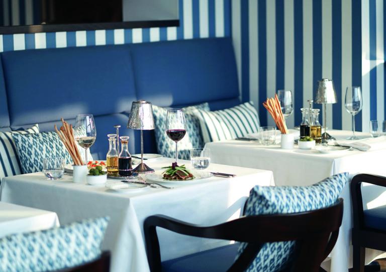 neues restaurant medinis in heiligendamm anlegermagazin mein geld. Black Bedroom Furniture Sets. Home Design Ideas